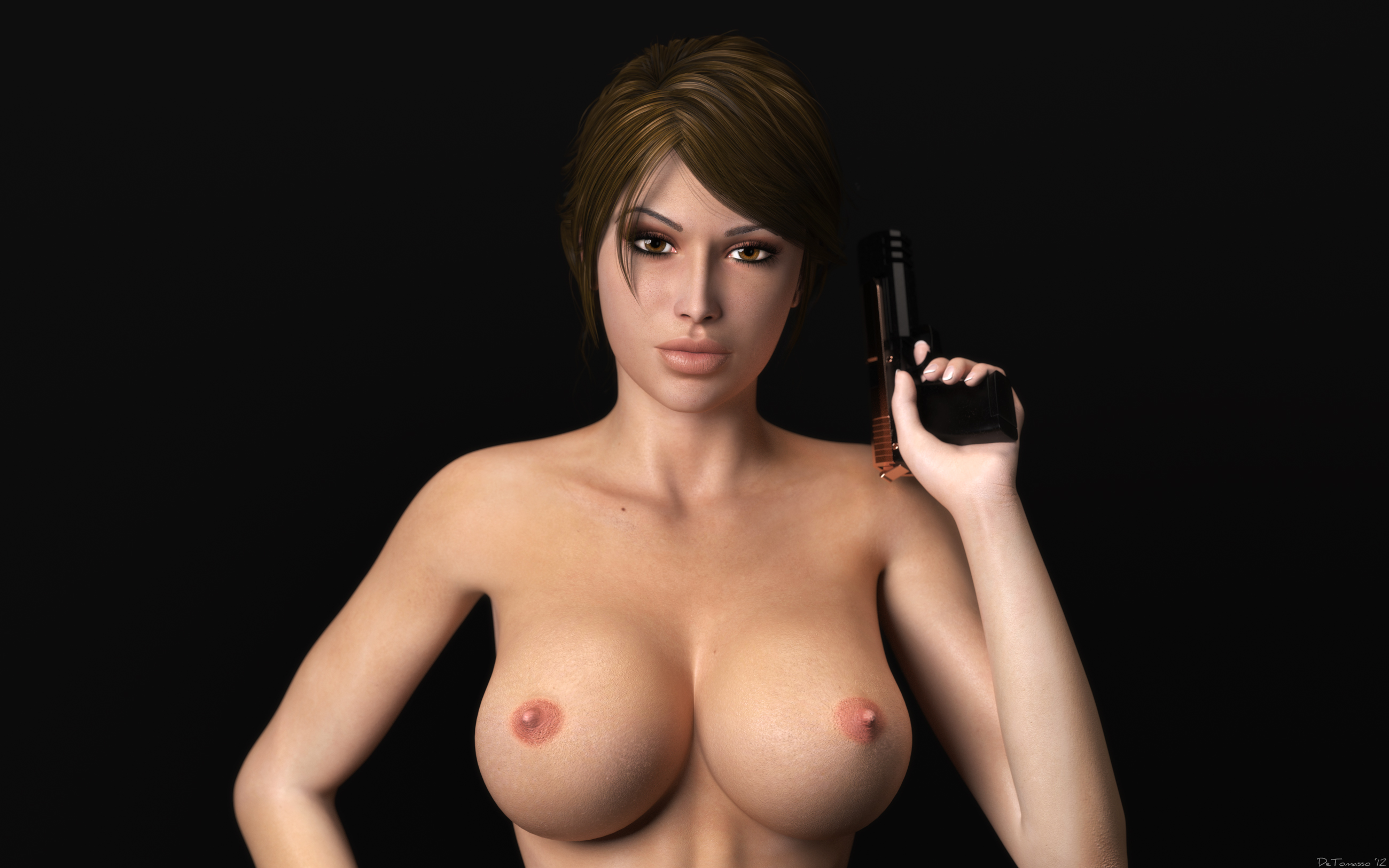 Laura nude lara croft pity