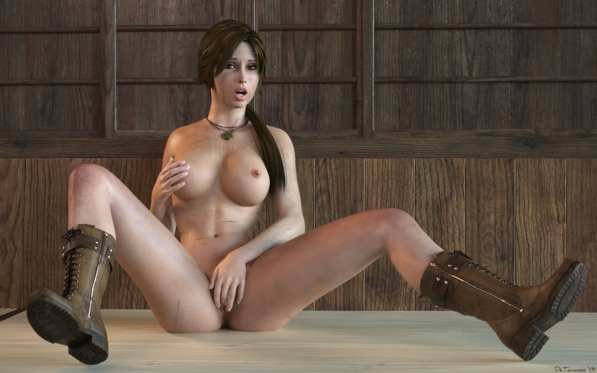 Sexy naked cartoon porn lara croft tomb  nackt amateur slaves