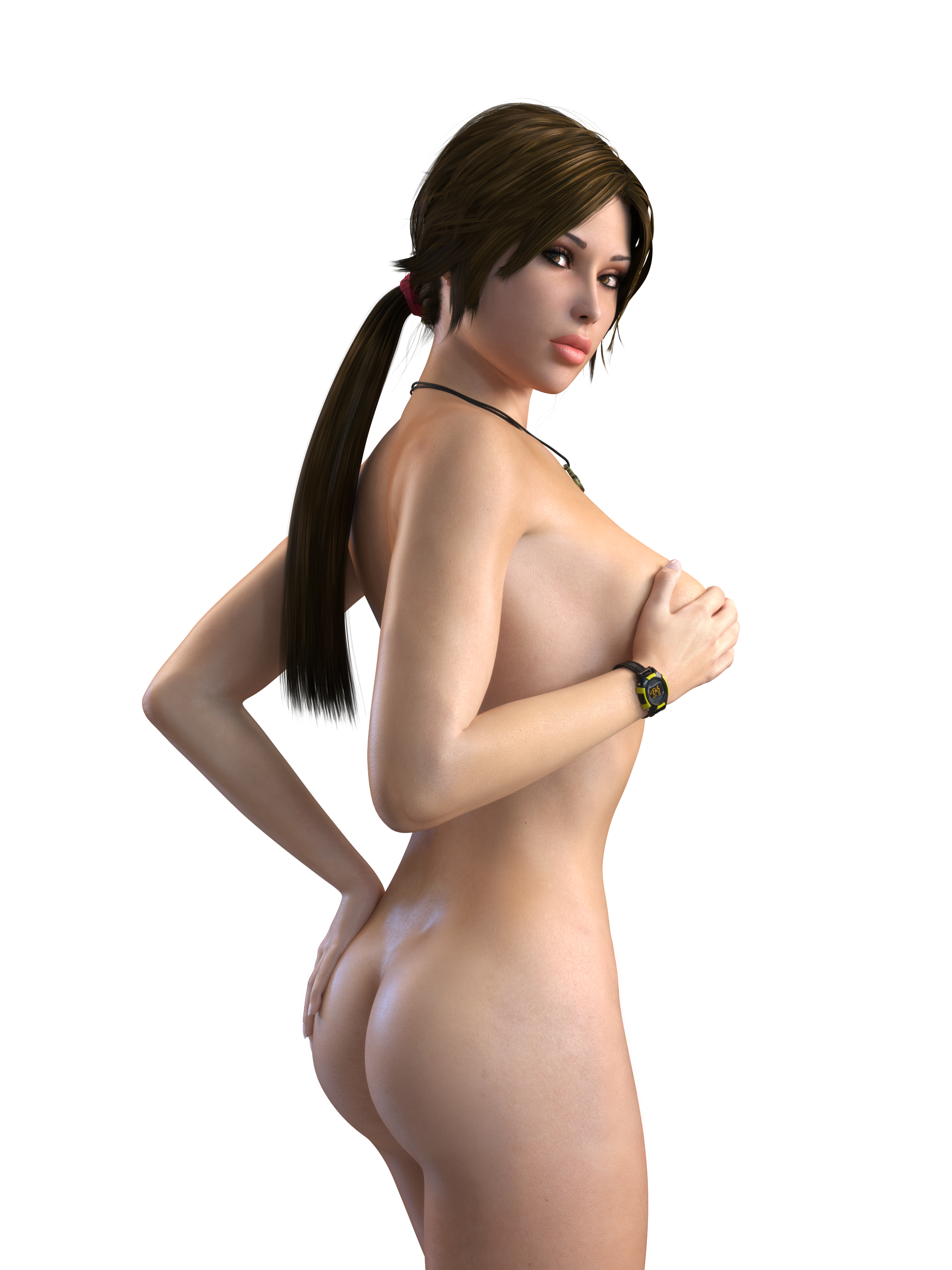 Young sarah from tomb raider naked hot  fucked photo