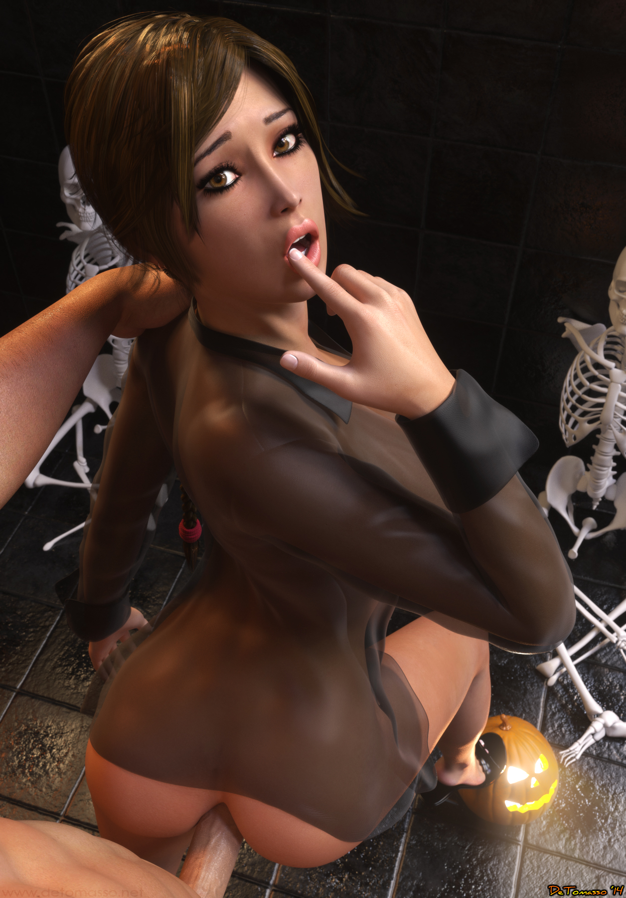 Lara croft porn3d cartoon gallery